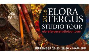 Elora-Fergus Art Studio Tour